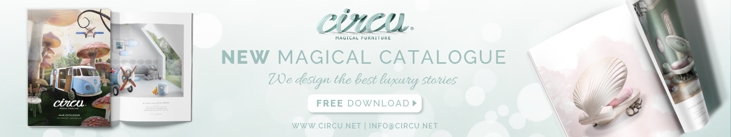 New Magical Catalogue - We design the best luxury stories maison et objet 2019 Get Ready to Meet Circu at Maison et Objet 2020 banner dina catalogo