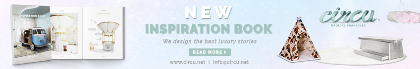 Circu Inspirations dubai Dubai: Design meets History inspiration book circu magical furniture