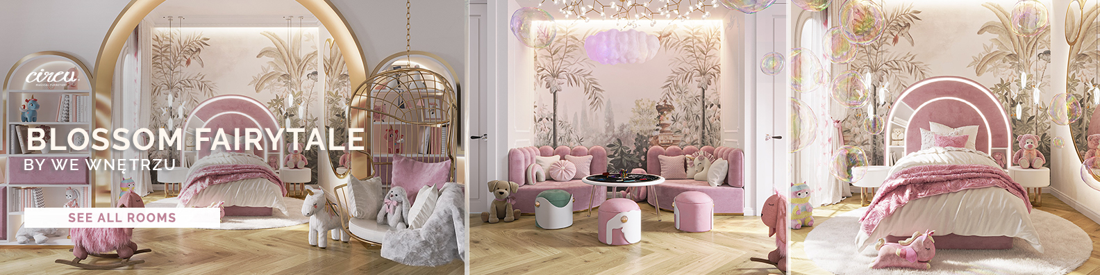 The ultimate girls bedroom by a top design studio