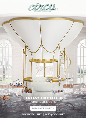 Fantasy Air Ballon  Kids Bedroom Ideas airballon