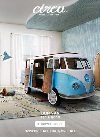Bun Van Bedroom