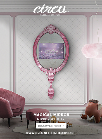 Magical Wall Mirror