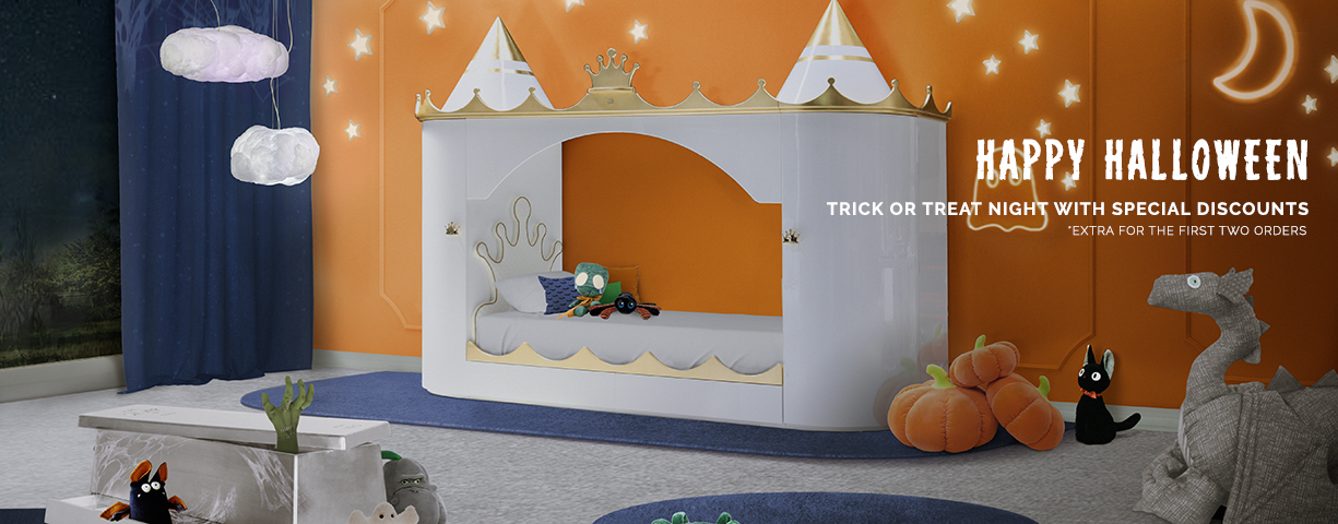 Happy Halloween Circu Magical Furniture