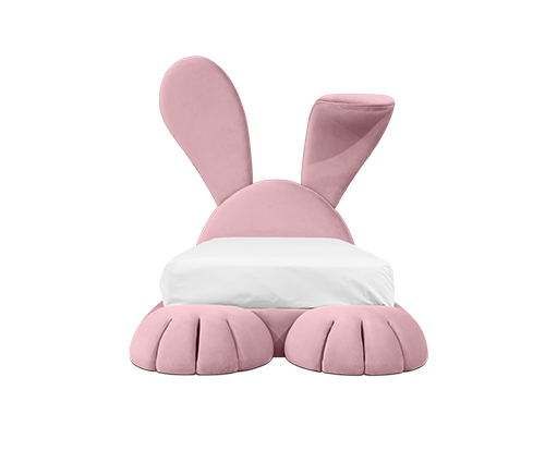 Bubble Gum Bed
