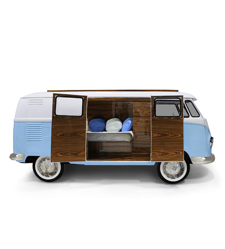 Bun Van - Circu Magical Furniture