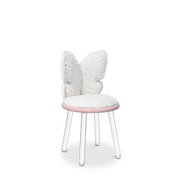 Bird Stool Circu Magical Furniture, Small Child's Chair