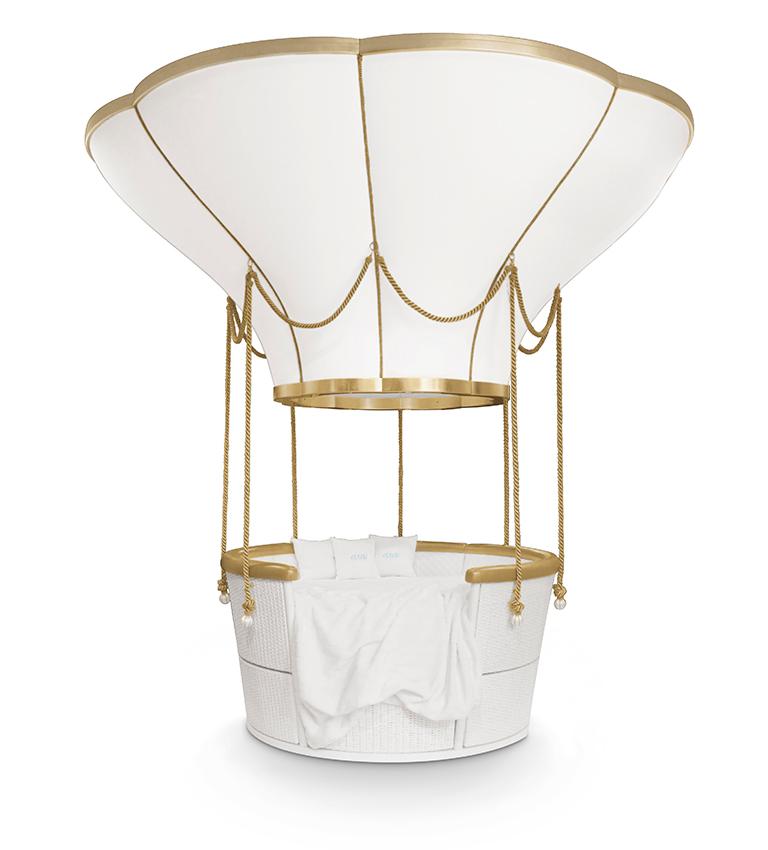Fantasy Air Balloon Circu Magical Furniture