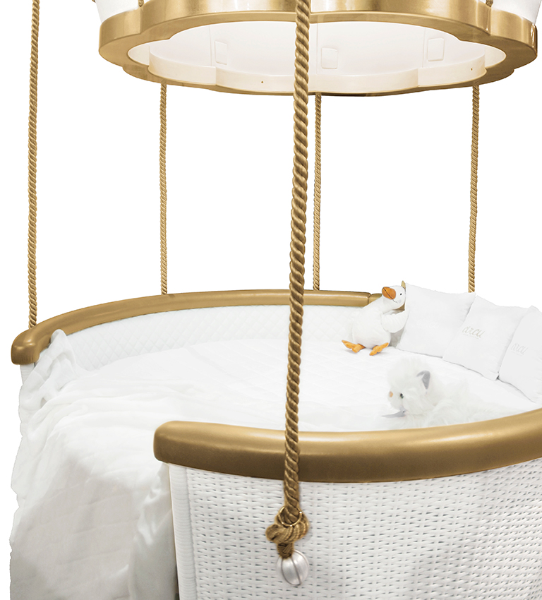 Fantasy Air Balloon Crib / Bed / Sofa