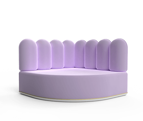 Cotton Candy Sofa