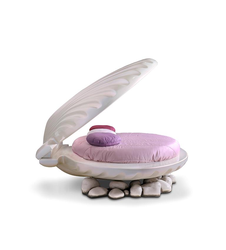 Little Mermaid Bed Circu Magical Furniture