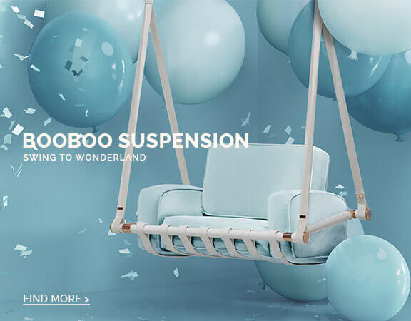 Booboo Suspension Sofa