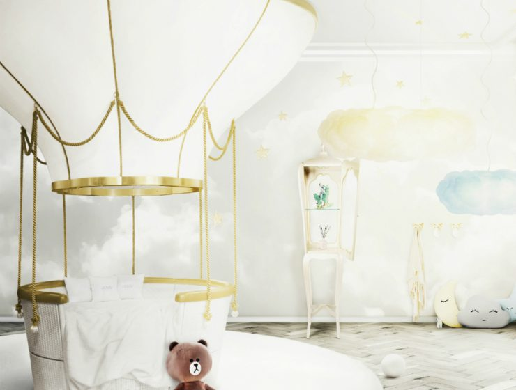 Themed Decoration For Kids Rooms: How To Create a Dreamy Bedroom Decor