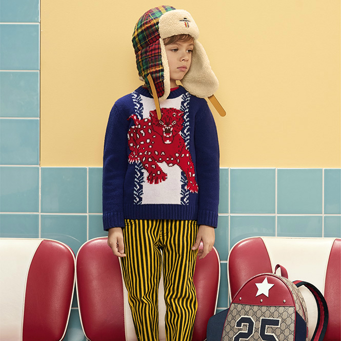 Discover the New Children's Fall Winter 2017 Collections