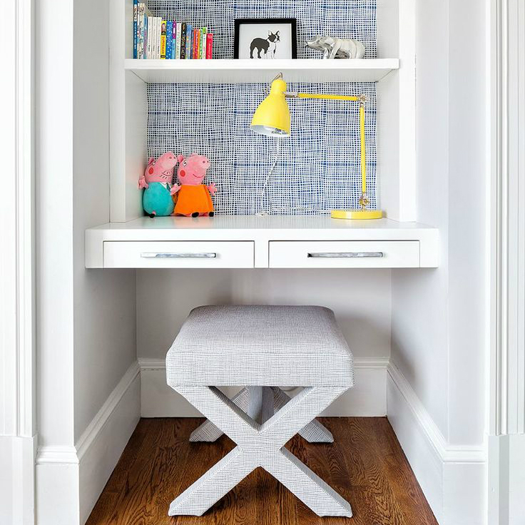 Back-to-School 2017 Trends: Kids' Desk Space Ideas To Keep in Mind