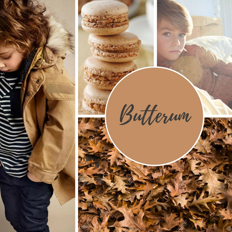 Kids' Fall Winter Colors You Can't Foget This Season