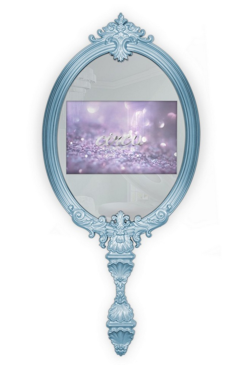 Kids Bedroom Accessories: The Wonderful Magical Mirror