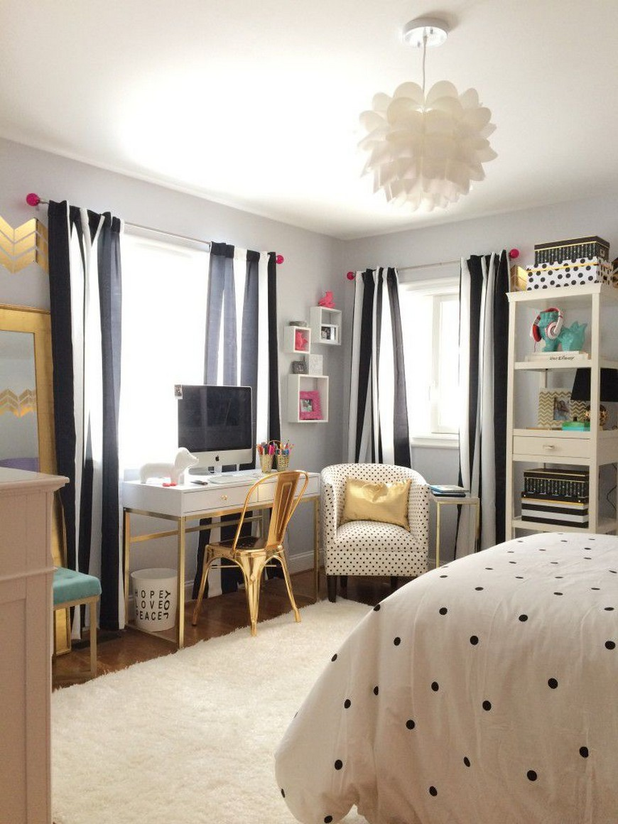 10 Amazing Teen Bedroom ideas to Inspire You Today ... on Teenage Bedroom Ideas  id=14356