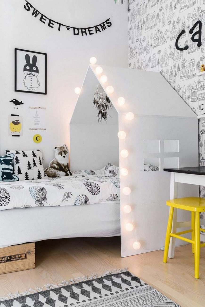 10 Awesome Scandinavian Kids Bedrooms to Inspire You Today