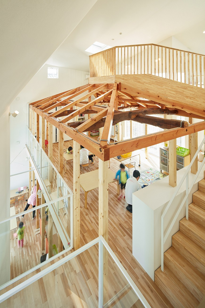 MAD Architects' Clover House Kindergarten Is Every Parent's Dream