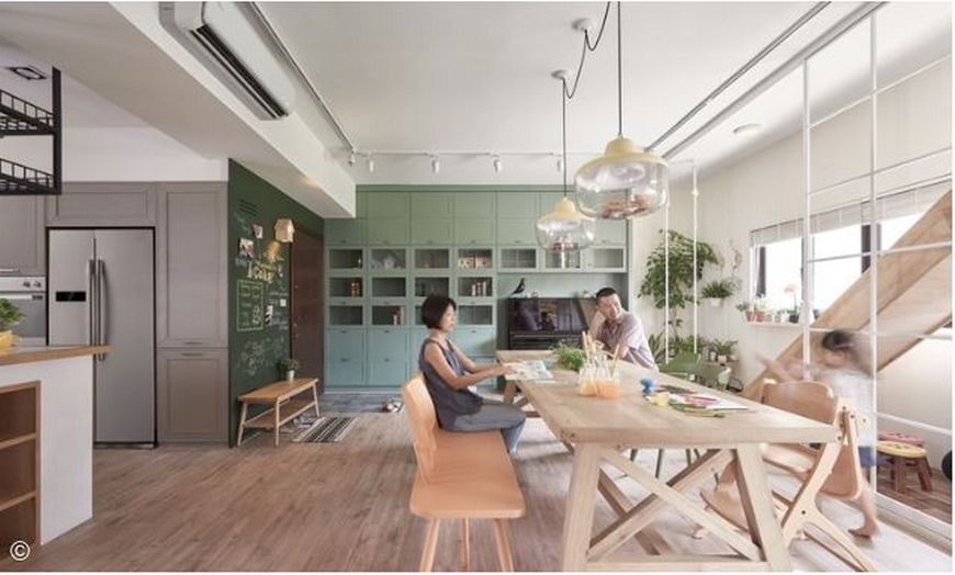 The Family Playground by HAO Design is The UItimate Family Home