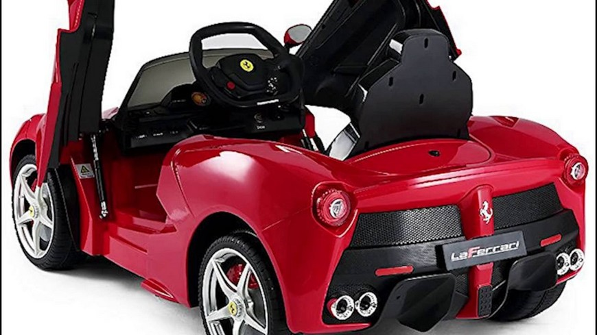 Ride On Cars For Kids: Top 5 Luxury Ride On Cars For Kids