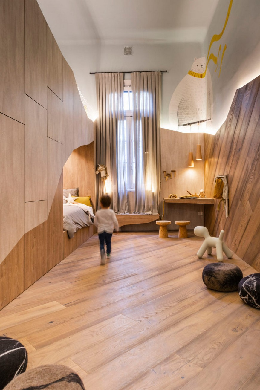 #thebearscave Is the Ultimate Creative and Functional Kids Bedroom