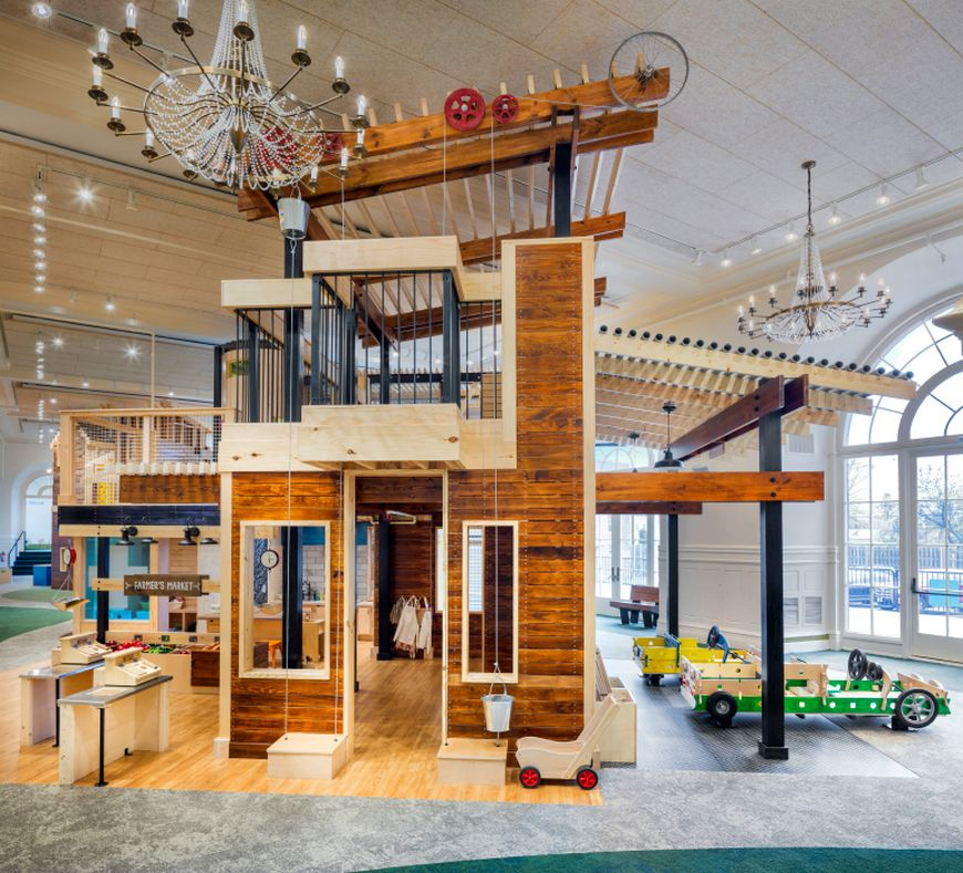 The Children's Museum of Cleveland is the Ultimate Playground