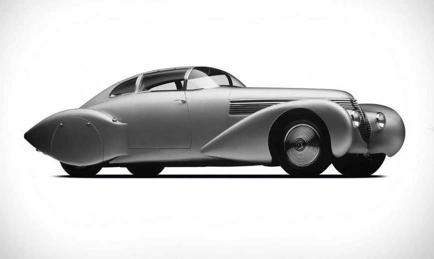 Design Inspirations - Hispano-Suiza Introduces Electric Vintage Car