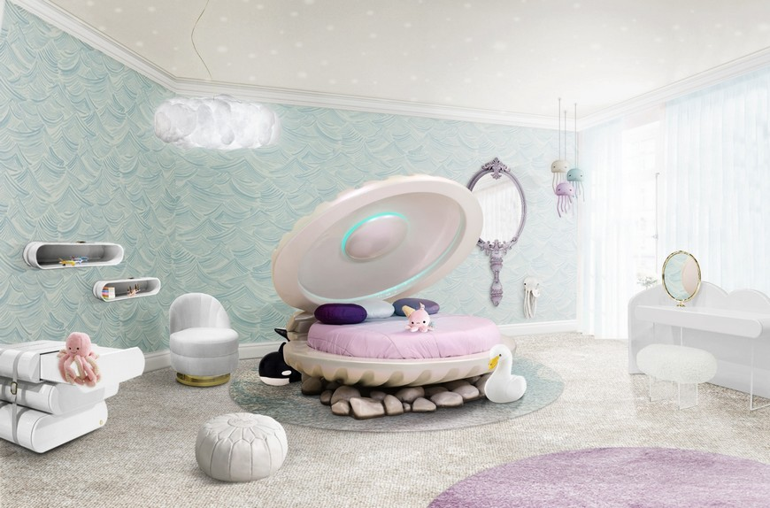 Little Mermaid Bed is Circu's Product of the Week