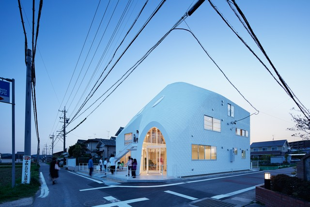 MAD Architects are Experts in Kids Architecture