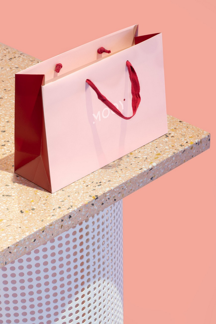 Mooy Store in Antwerp Gives you The Pink Inspiration You Wanted