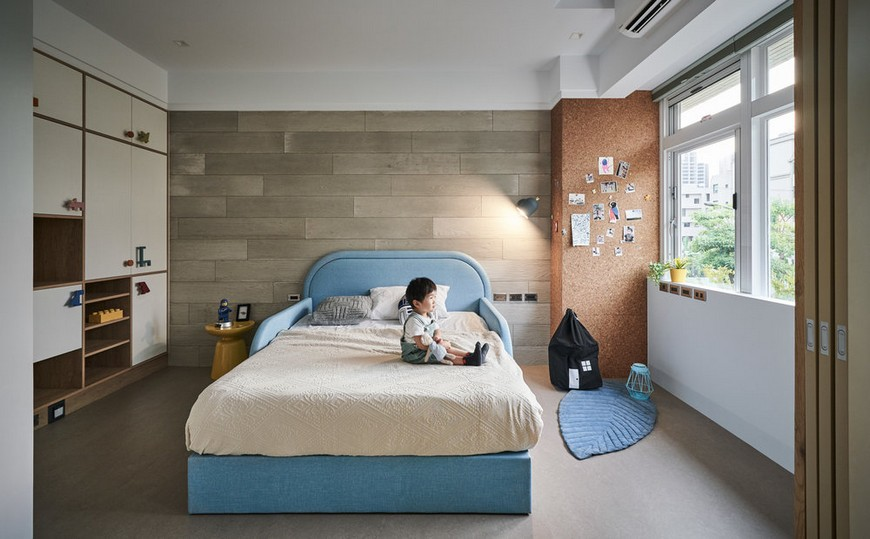 HAO Design Created a Perfect Family Apartment