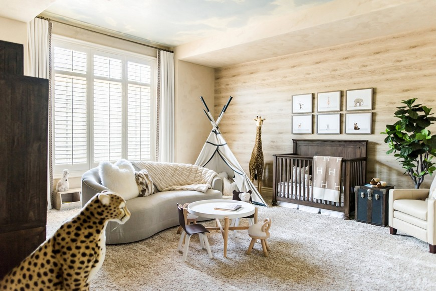 Rockabye Mommy and Its Chic Nursery Rooms