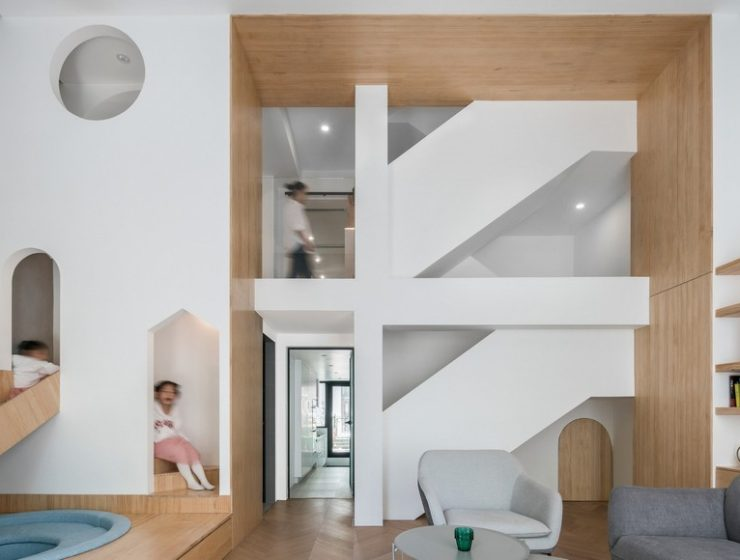 5 Incredible Wooden Architecture for Children To Inspire You