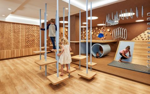 The Best Indoor Playgrounds by Prestigious Architects