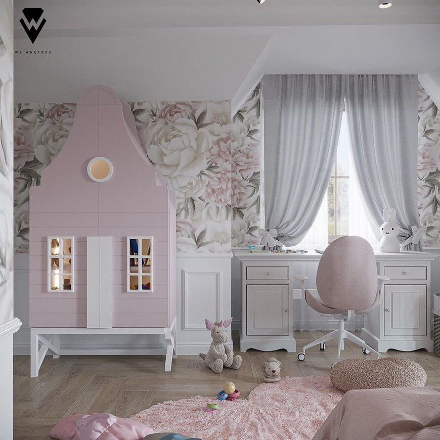 We Wnętrzu, a Polish Design Studio That Creates Kids Fantasies