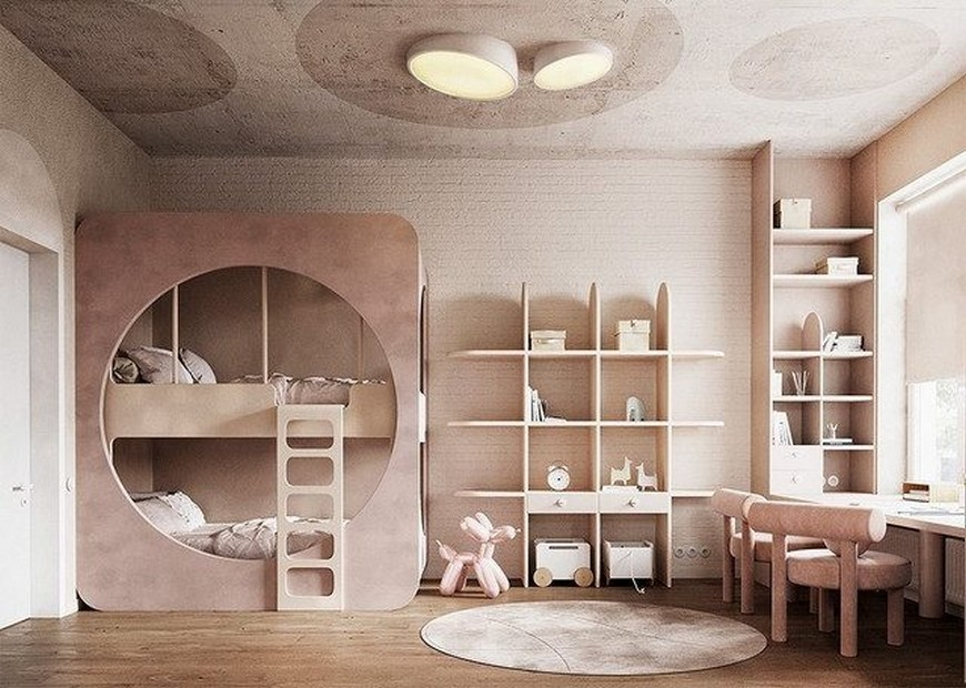 he.D Group Creates One of a Kind Kids Bedrooms