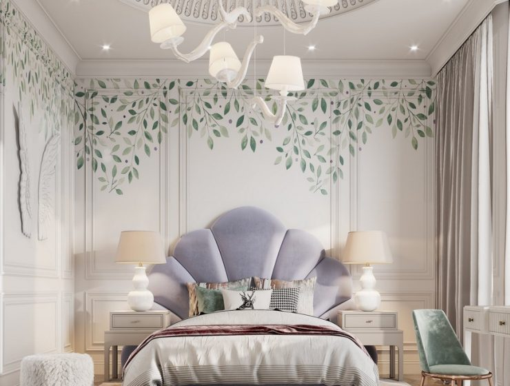 A Luxury Interior Design Project with Modern Kids Bedrooms 1