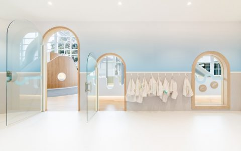 Inside PAL Design's Amazing NUBO Kindergarten