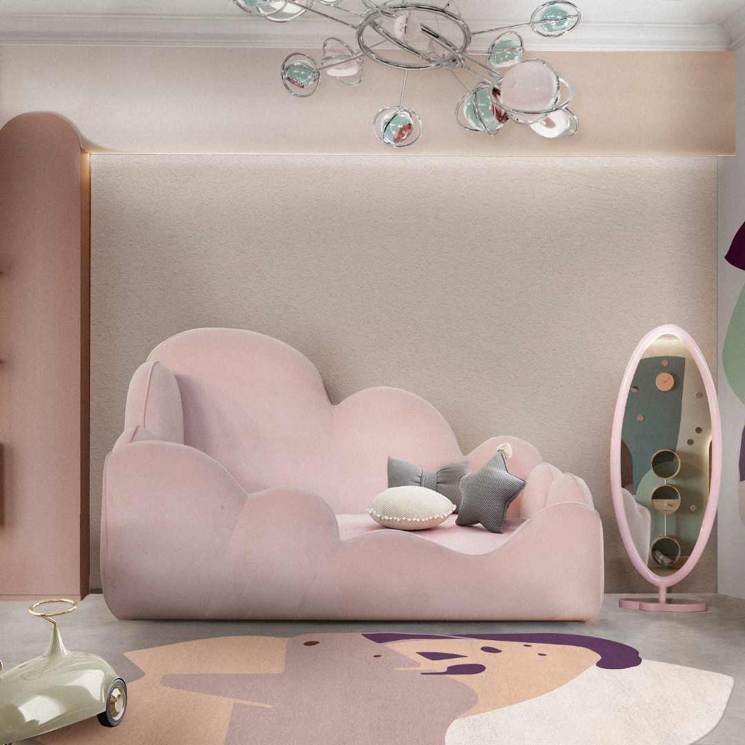 Luxury Kids Bed: the Dino Bed