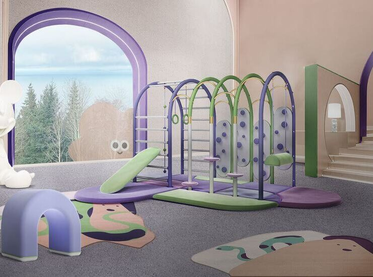 Luxury Playroom Design For Your Kids' Room