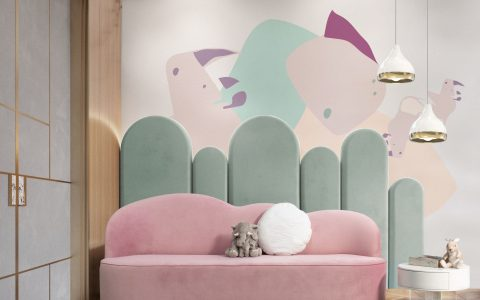 Adorable Playroom Design for Kids with the Cutest Furniture Pieces